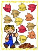 Fall Fun Envelope Activities - Math