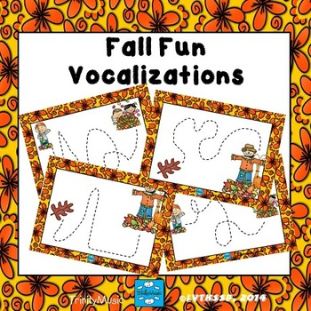 Fall Fun (Leaves) Vocalizations (Vocal Exploration)