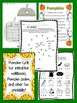 Halloween Literacy and Science Pack