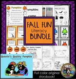 Halloween Activities for Kindergarten and First Grade
