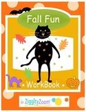 Fall Fun Math and Literacy Packet (Kindergarten)