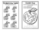Fall Fun Mini-Book of Puzzles for First Graders
