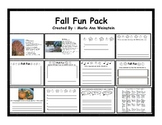 Fall Fun Pack