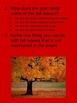 Fall Fun Poetry