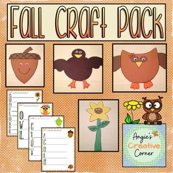 Fall Fun Projects