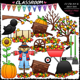 Fall Fun Stuff Clip Art - Autumn Clip Art - Fall Clip Art