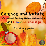 Fall Fun:  What is Nature STEM Challenge and More