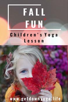 Fall Fun Yoga