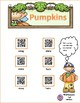 Fall Fun, Apples, and Pumpkins using QR Codes