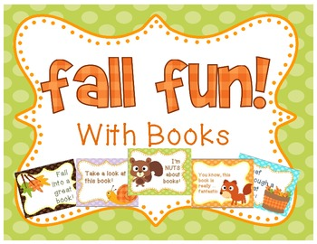Fall Fun with Books