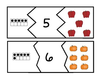 Fall Fun with Numbers!