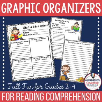 Fall Fun with Reading Comprehension for Fiction and Nonfiction
