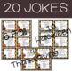 Fall Funnies:  Jokes to Share & Teach