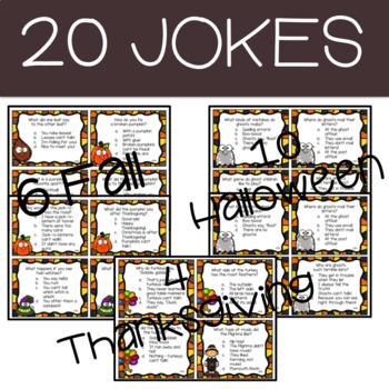 Fall Jokes