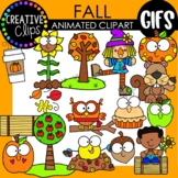 Fall GIFs: Animated Clipart (Creative Clips GIFs)