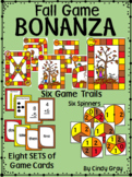 Fall Game BONANZA ~ Dolch Sight Words, Add/Sub to 10, Subitize, Ten & Some More