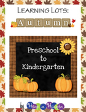 Fall Games and Activities for Preschool & Kindergarten