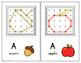 Fall Geoboard Cards