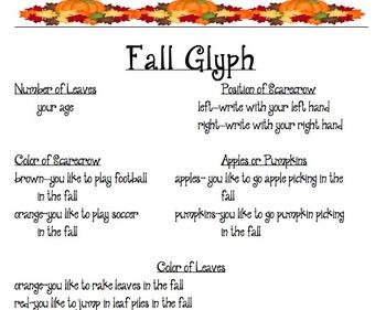 Fall Glyph