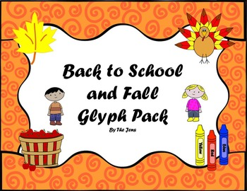 Back to School/Fall Glyph Pack
