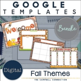 Fall Google Slides Templates