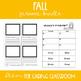 Fall Grammar Set: Verbs and Complete Sentences