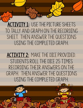 Fall Graph and Tally