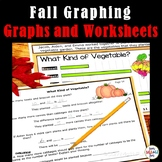 Fall Activities Graphing No Prep