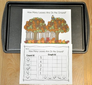 Fall Graphing Activities Bundle