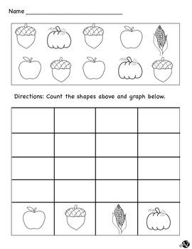 Fall Graphing Fun