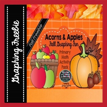 Fall Graphing Fun--Apples & Acorns Primary Math Booklet