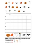Fall Graphing: More, Fewer, Greater, Less