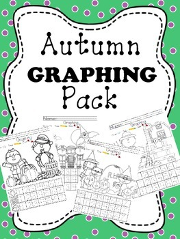 Fall Graphing Pack
