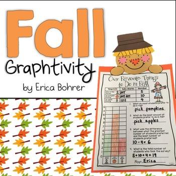 Fall Craftivity