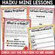 Fall Haiku Templates for Bulletin Boards