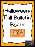 Fall/ Halloween Bulletin Board
