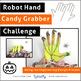 Fall/ Halloween Candy Grabber STEM Challenge - Math & Engineering Activity