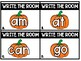 Fall / Halloween Literacy Center:  Write the Room (Level A - Jan Richardson)