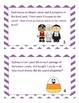 Halloween Multiplication, Addition, Subtraction Word Problem Task Cards Bundle