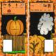 Halloween 5 Little Pumpkins:Interactive Book,conversation cards, writing prompt