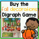 Fall Digraph Game