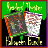 Fall ~ Halloween Readers Theater Scripts & Reading Activit
