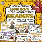 Fall activities: Autumn, Thanksgiving, Halloween sight-wor