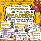Fall activities: Autumn, Thanksgiving, Halloween sight-wor