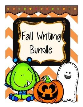 Fall / Halloween Writing Bundle!