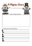 Bundle of 18 Fall Halloween and Thanksgiving Writing Prompts Common Core Aligned