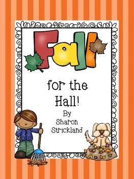 Fall Hallway/Bulletin Board Activity