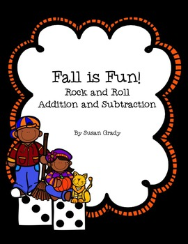 Fall is Fun! {Addition and Subtraction Practice}