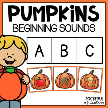 Pumpkins Beginning Sounds