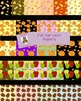 Fall Harvest Digital Graphics and Papers